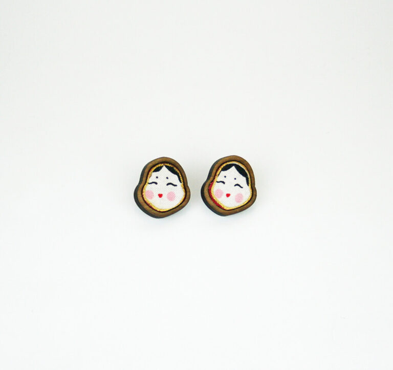 Colección Pendientes Originales Pendientes Okame