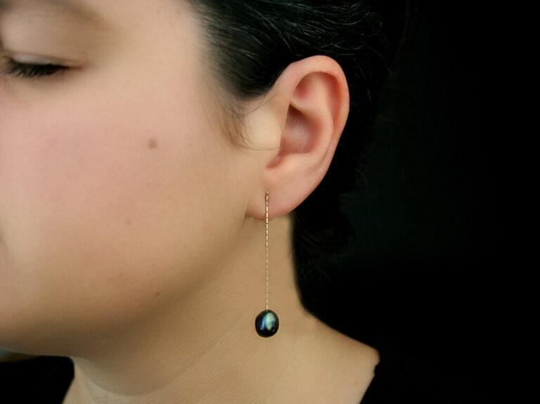 Colección Pendientes Originales Pendientes perlas