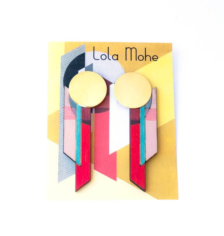 Colección Arte Pendientes Làszló Moholy-Nagy