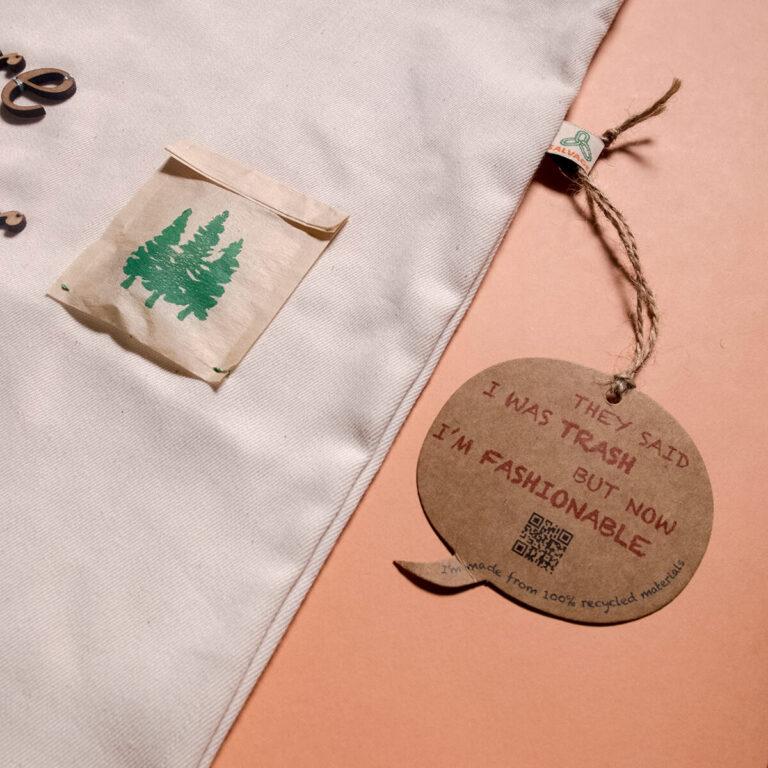 Tote bag Planta un árbol